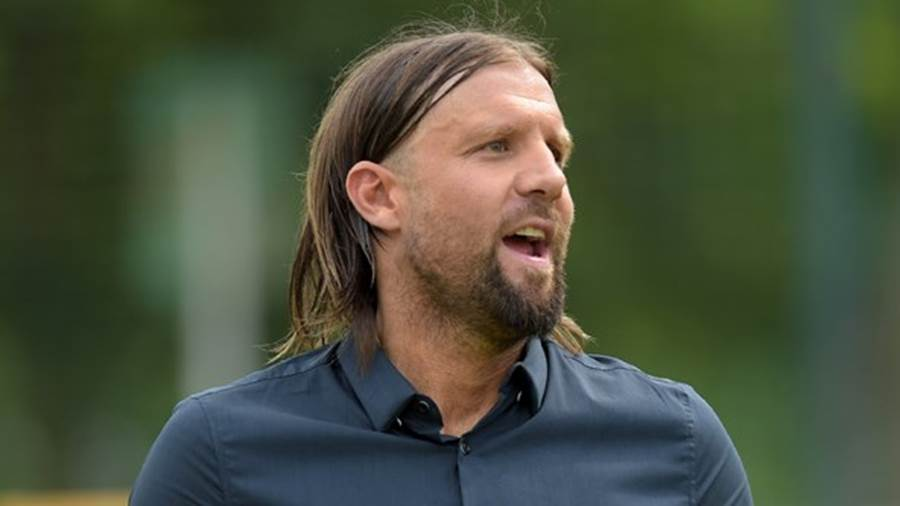 Inter-Coach Heiner Backhaus