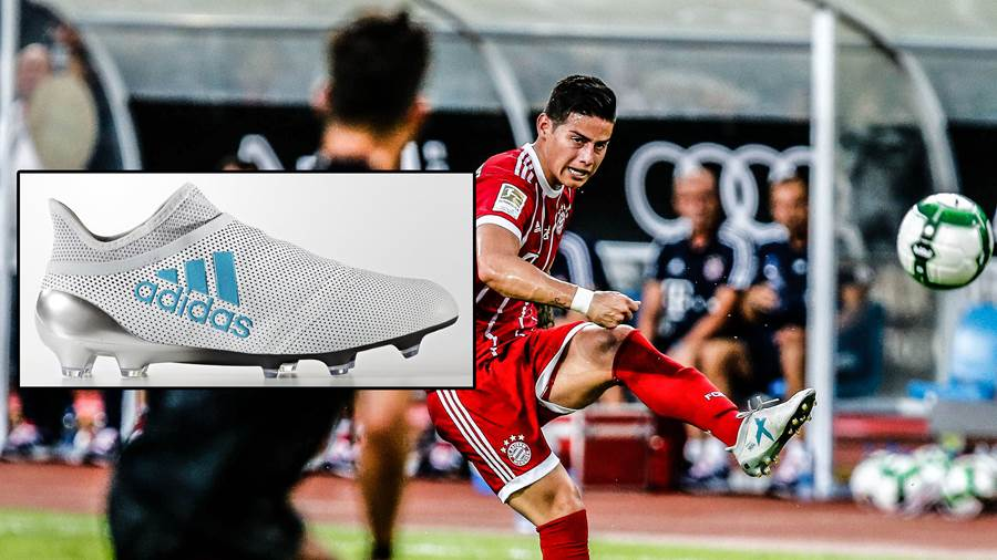James Rodriguez: Adidas X 17+ Purespeed