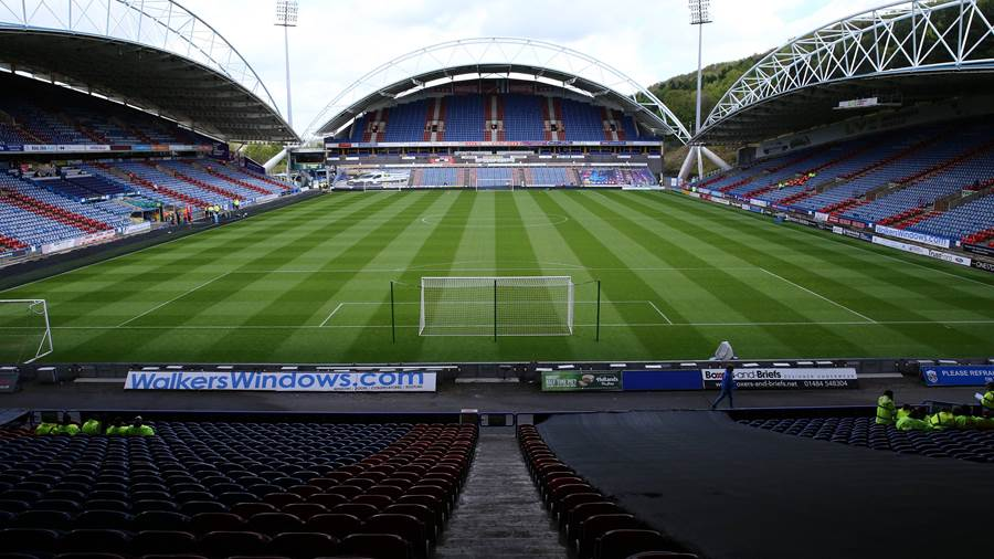 John Smith's Stadium: Huddersfield Town
