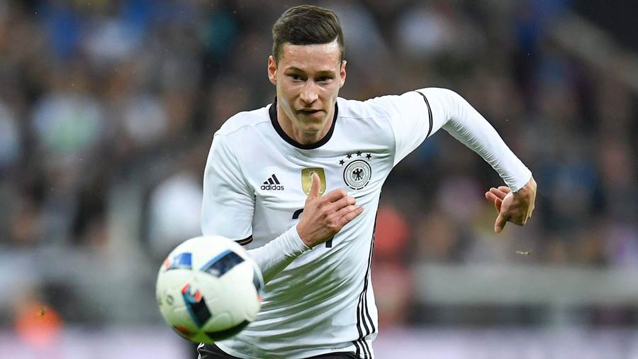 Julian Draxler – Paris Saint-Germain