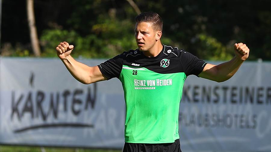Kevin Wimmer fühlt sich wohl in Hannover.