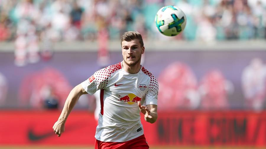 ST (11) Timo Werner: 60.000.000 Euro
