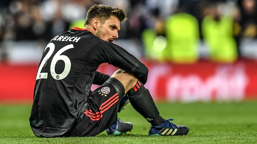 Image result for sven ulreich