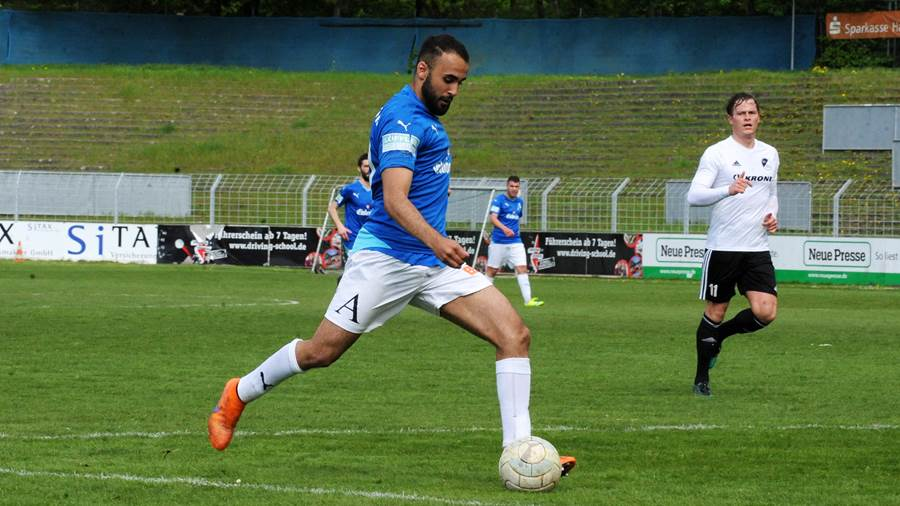 Mohamed Darwish (Arminia Hannover): 0,5 Prozent.