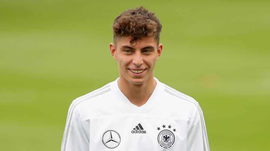 Mittelfeld: Kai Havertz (Bayer Leverkusen)