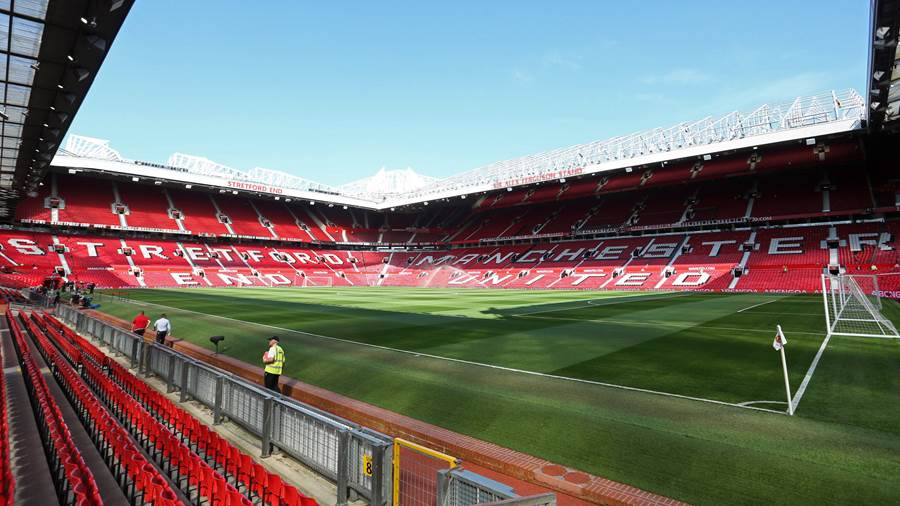 Old Trafford: Manchester United