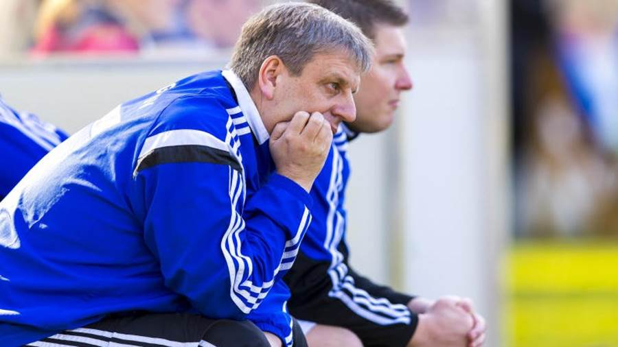 OSV-Trainer Andreas Brunner ist bedient