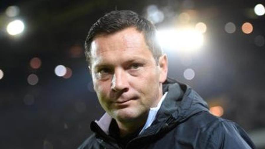 Trainer von Hertha BSC: Pal Dardai