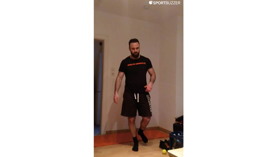 Workout Thommy Pape
