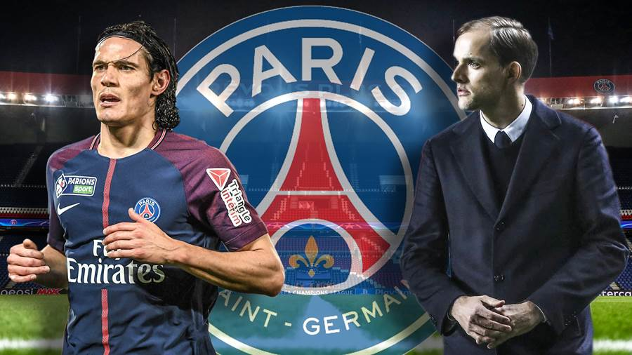 Image result for tuchel cavani
