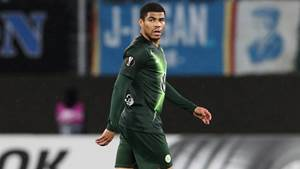 Paulo Otavio VfL Wolfsburg - Europa League Saison 2019-2020 VfL Wolfsburg vs. Malmö FF in der Volkswagen Arena in Wolfsburg - Freisteller,Aktion,Fußball,Deutschland,20.02.2020 *** Paulo Otavio VfL Wolfsburg Europa League Season 2019 2020 VfL Wolfsburg vs. Malmö FF in the Volkswagen Arena in Wolfsburg Freelancer,Action,Football,Germany,20 02 2020