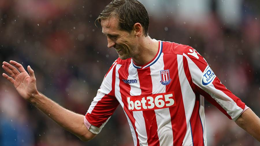 Peter Crouch (Stoke City) |