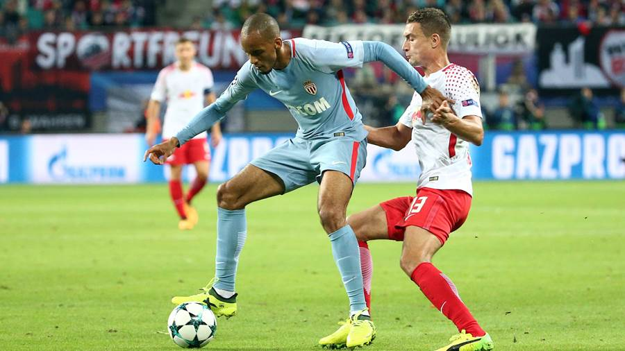 RB Leipzig - AS Monaco (Imago) (1)