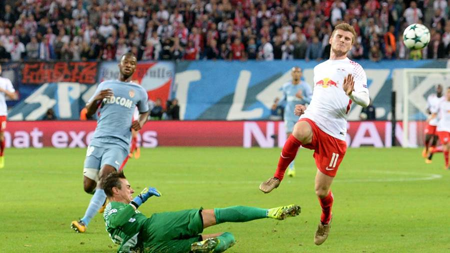RB Leipzig - AS Monaco (Imago) (5)