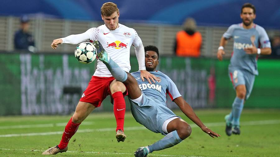 RB Leipzig - AS Monaco (Imago) (3)
