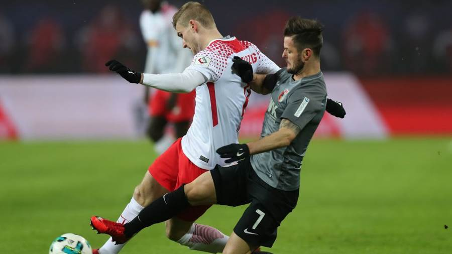 RB Leipzig - FC Augsburg (Getty Images) (1)