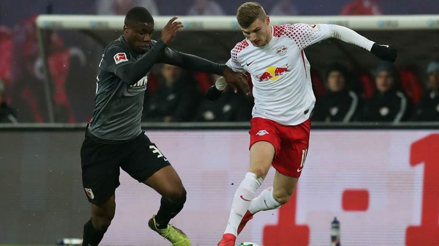 RB Leipzig - FC Augsburg (Getty Images) (11)