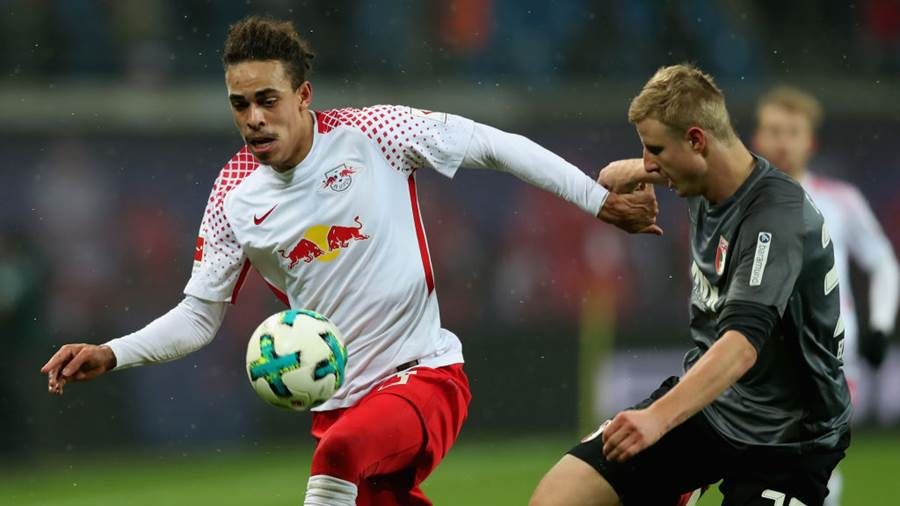 RB Leipzig - FC Augsburg (Getty Images) (12)
