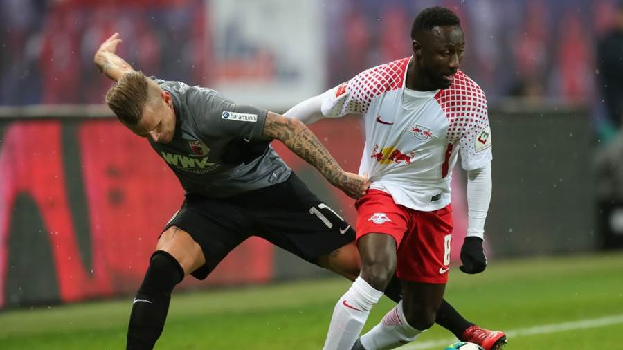 RB Leipzig - FC Augsburg (Getty Images) (13)