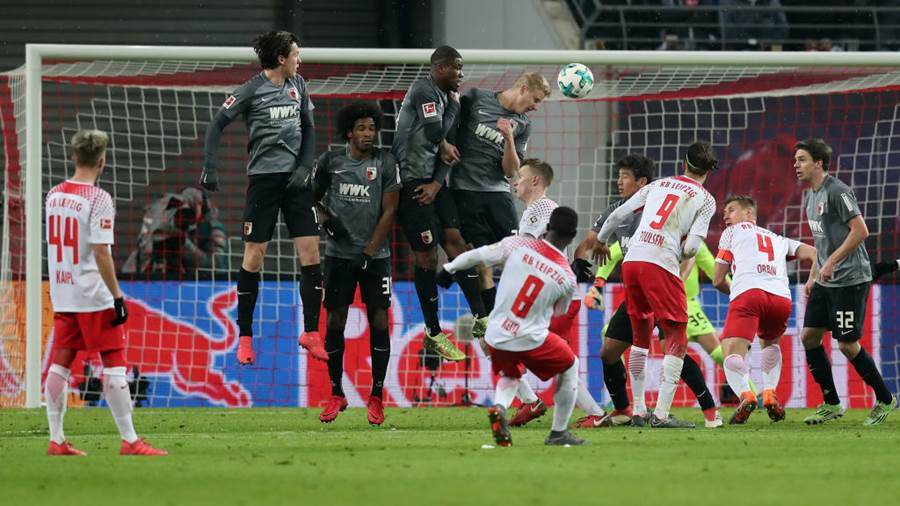 RB Leipzig - FC Augsburg (Getty Images) (15)
