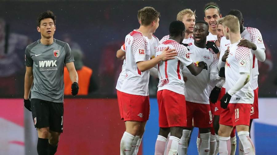 RB Leipzig - FC Augsburg (Getty Images) (18)