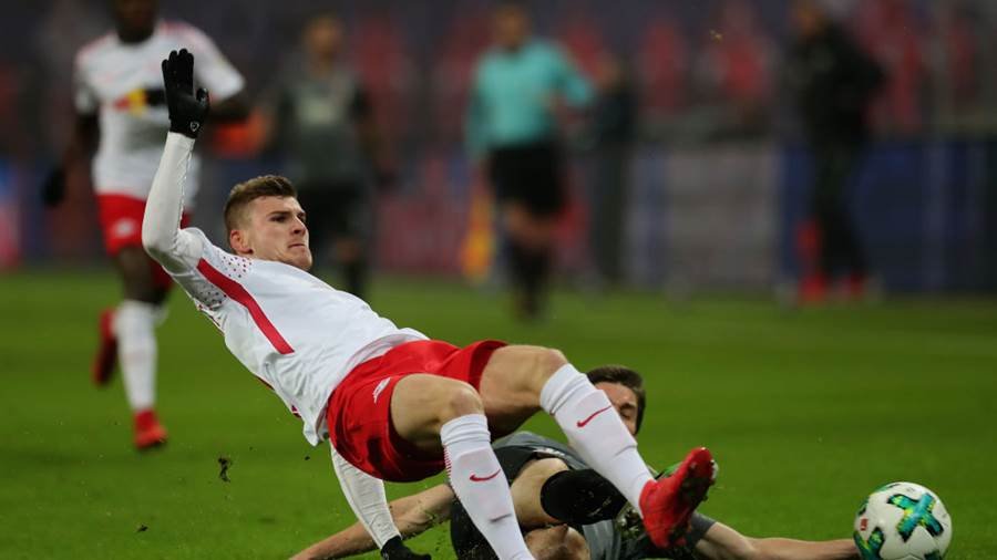 RB Leipzig - FC Augsburg (Getty Images) (2)