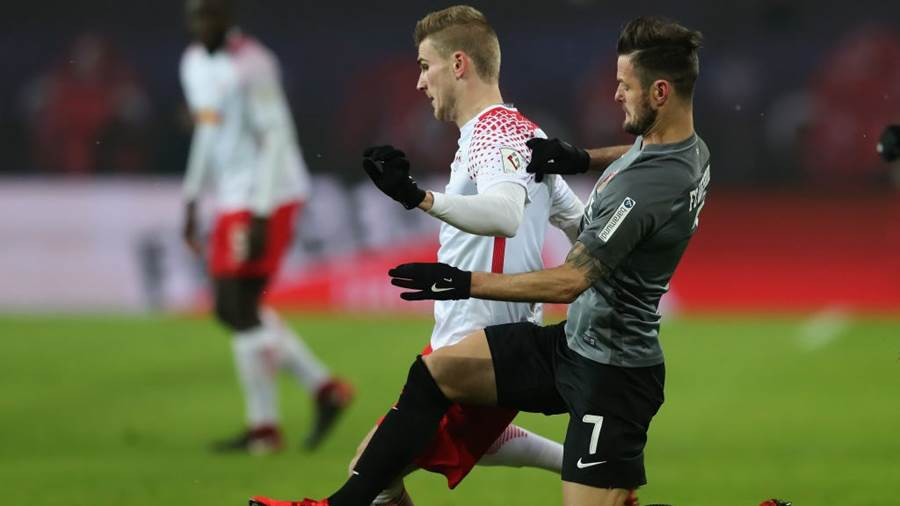 RB Leipzig - FC Augsburg (Getty Images) (3)