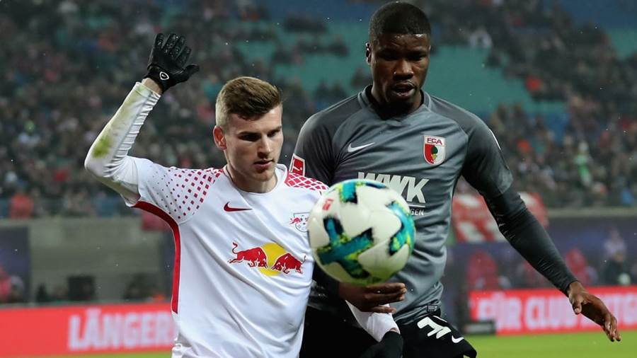 RB Leipzig - FC Augsburg (Getty Images) (5)