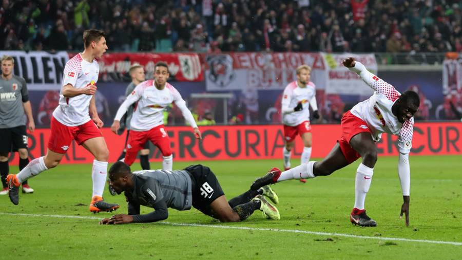 RB Leipzig - FC Augsburg (Getty Images) (6)