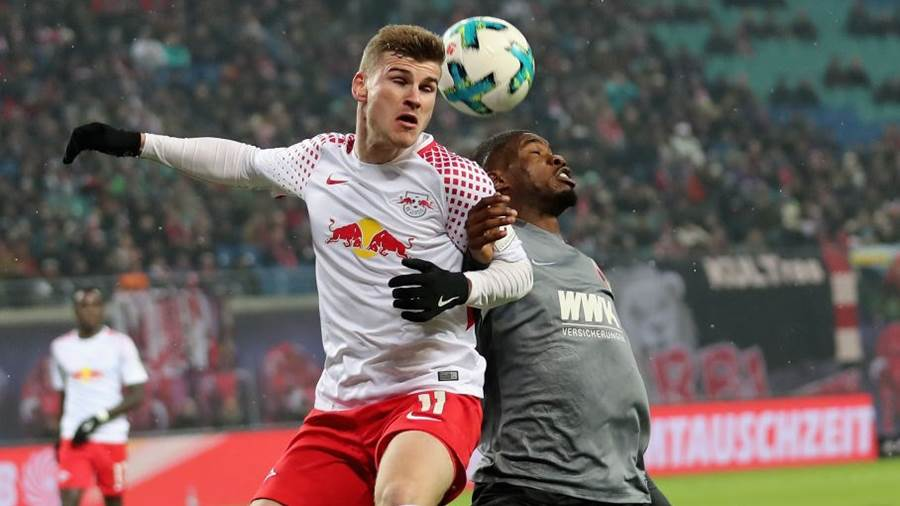 RB Leipzig - FC Augsburg (Getty Images) (9)