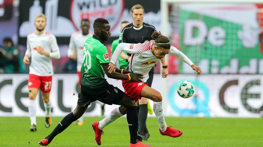 RB Leipzig - Hannover 96 (dpa) (3)