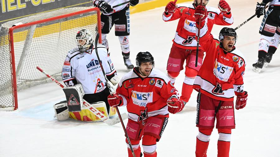 Hannover Scorpions News