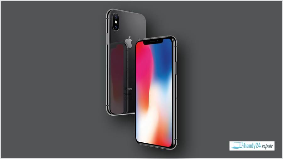 2. Platz: Ein iPhone X gesponsert von handy24.repair