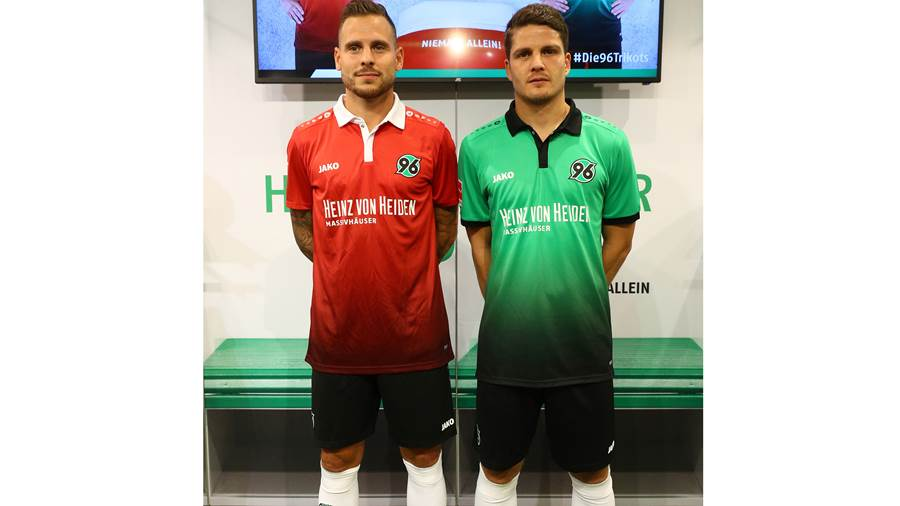 hannover 96 trikot leak war pr aktion. Black Bedroom Furniture Sets. Home Design Ideas