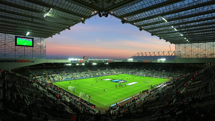 St James Park: Newcastle United