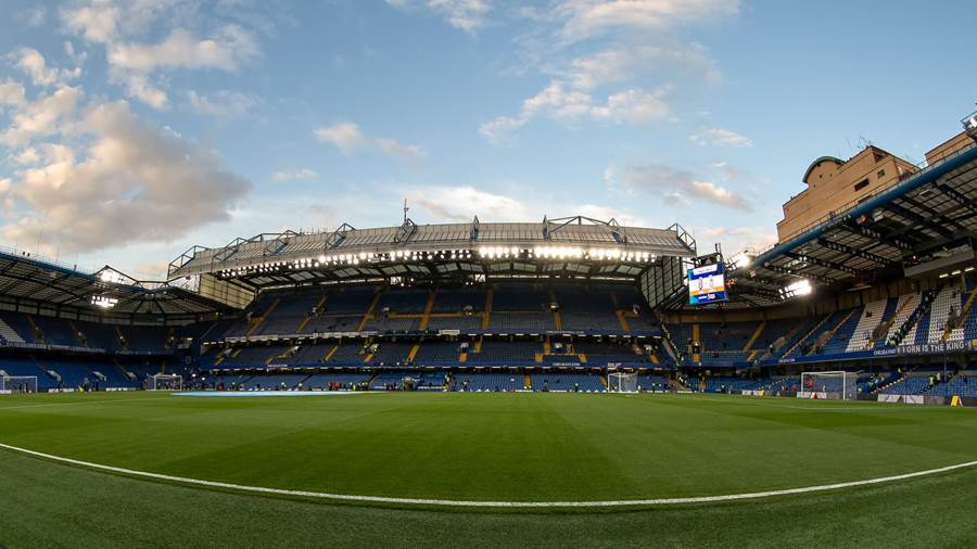 PREMIER LEAGUE: Stamford Bridge: Chelsea