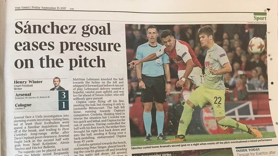 The Times: