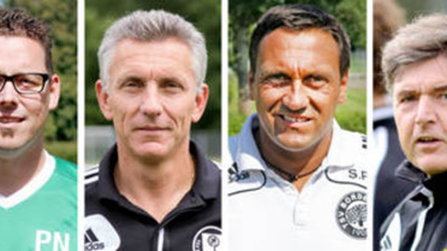 Topteams im Soll