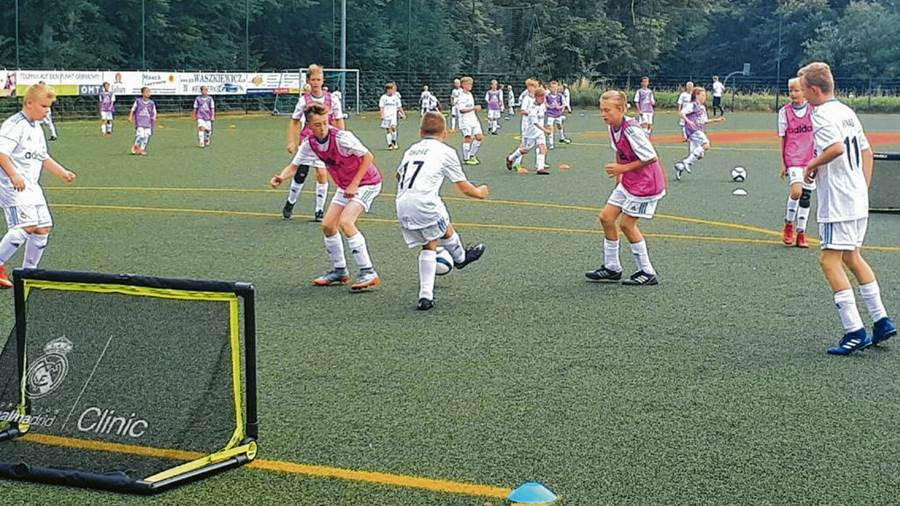 Real-Madrid-Fußballferiencamp