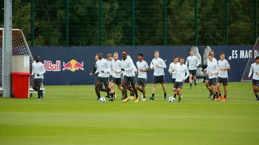 Training RB Leipzig am 11.09.17 (Dirk Knofe) (12)