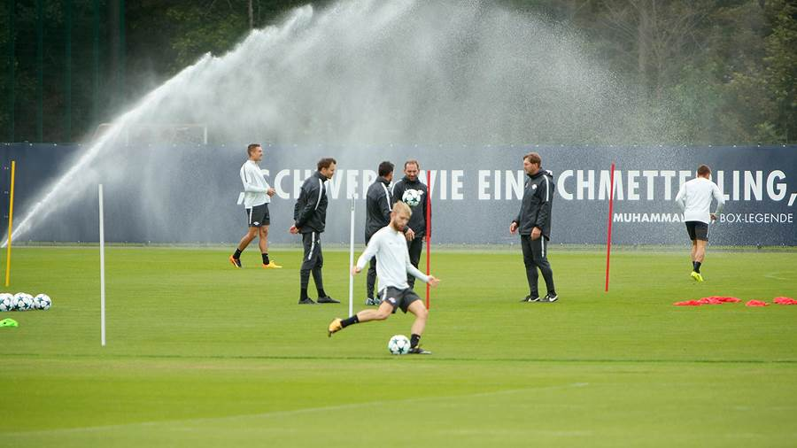 Training RB Leipzig am 11.09.17 (Dirk Knofe) (23)