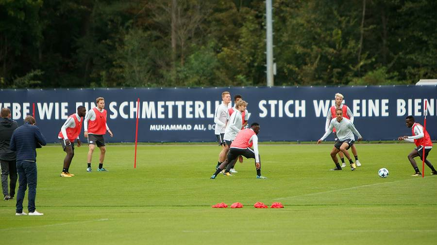 Training RB Leipzig am 11.09.17 (Dirk Knofe) (25)
