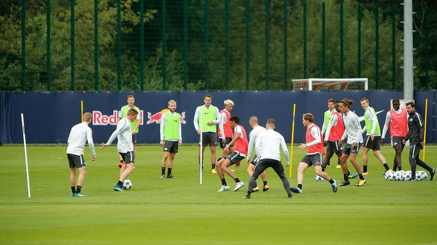 Training RB Leipzig am 11.09.17 (Dirk Knofe) (31)