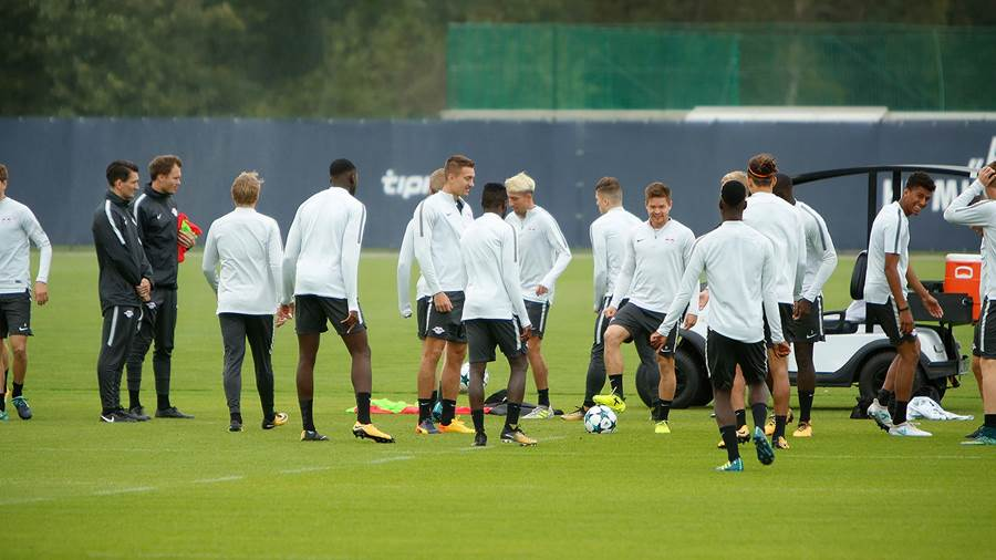 Training RB Leipzig am 11.09.17 (Dirk Knofe) (6)