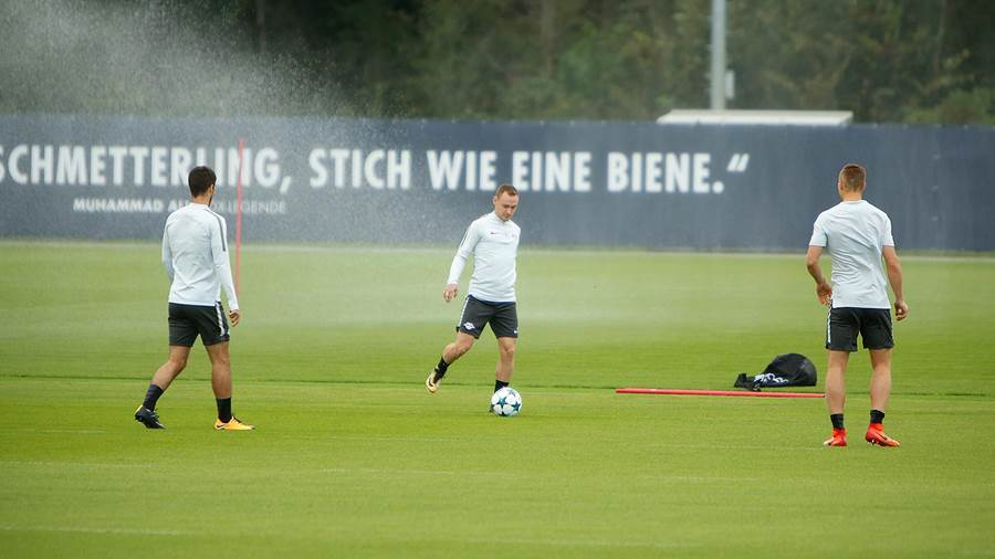 Training RB Leipzig am 11.09.17 (Dirk Knofe) (7)