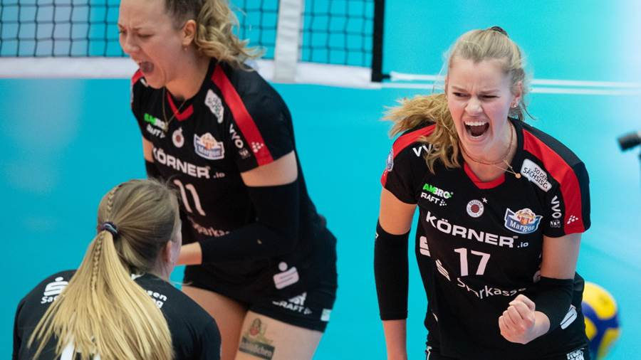Volleyball – SG Tairnbach