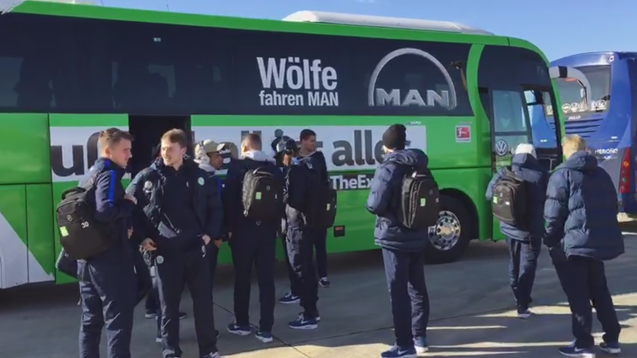 VfL Wolfsburg im Trainingslager in La Manga
