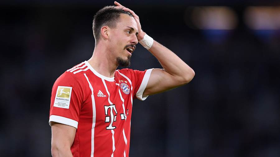 Angriff: Sandro Wagner