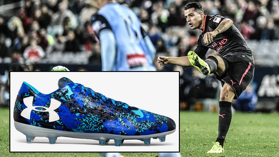 Granit Xhaka: Under Armour ClutchFit Force 3.0