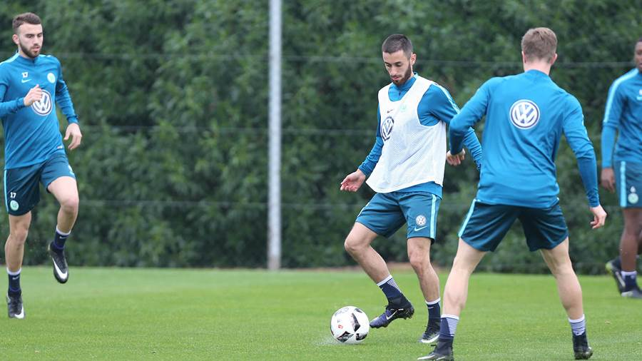 Yunus Malli Training01
